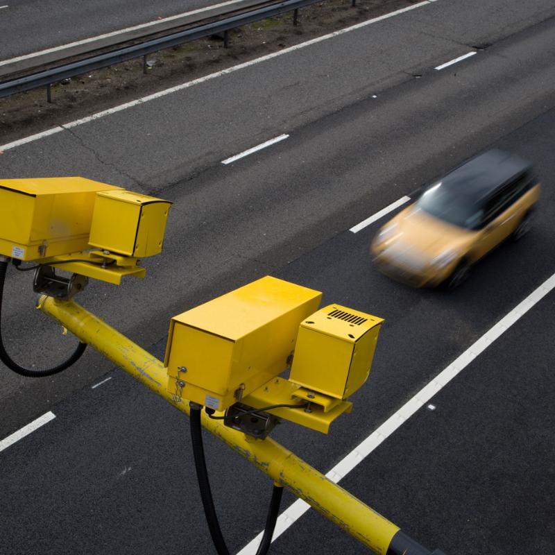 Speeding crime solicitors